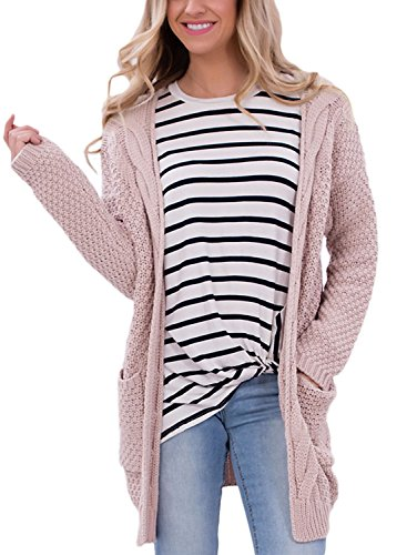 4a0fb9c75bb4c1 This open front cardigan is Different From its Fashionable Style. It has  been predicted that Women Sweaters are Never Out Of Style.
