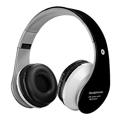 Bluetooth Headphone, Wireless Over-ear Stereo Foldable