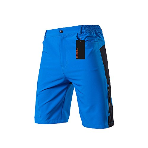 ... Breathable Loose-Fit Mountain Bike Shorts Outdoor Sports MTB Cycling  Running Half Pants · Sports   Outdoors. This clothing size information is  just for ... c55f4a358