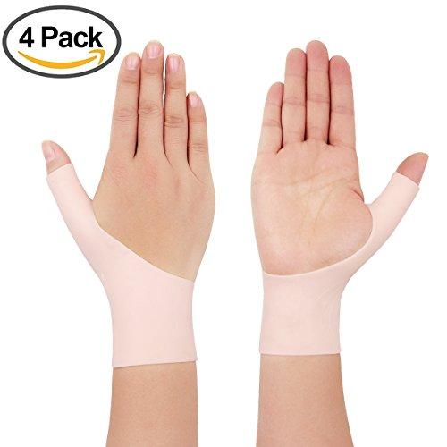 Right Hand – BraceAbility Hard Plastic Thumb Splint