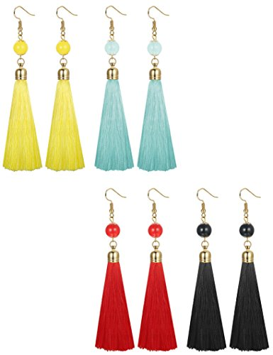 789b69357a3b42 Package include: 1 Pair Earrings. Material: alloy ▷▷ length:11cm ▷▷ it's  fashion, add punk cool looking. Versatile: the pairs of earrings are ...