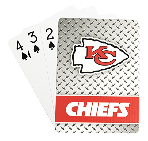 Kansas City Chiefs Collapsible Round Table With 4 Cup